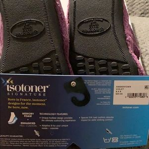 isotoner Shoes - Isotoner signature memory foam slippers